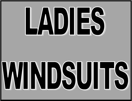 Ladies Windsuits