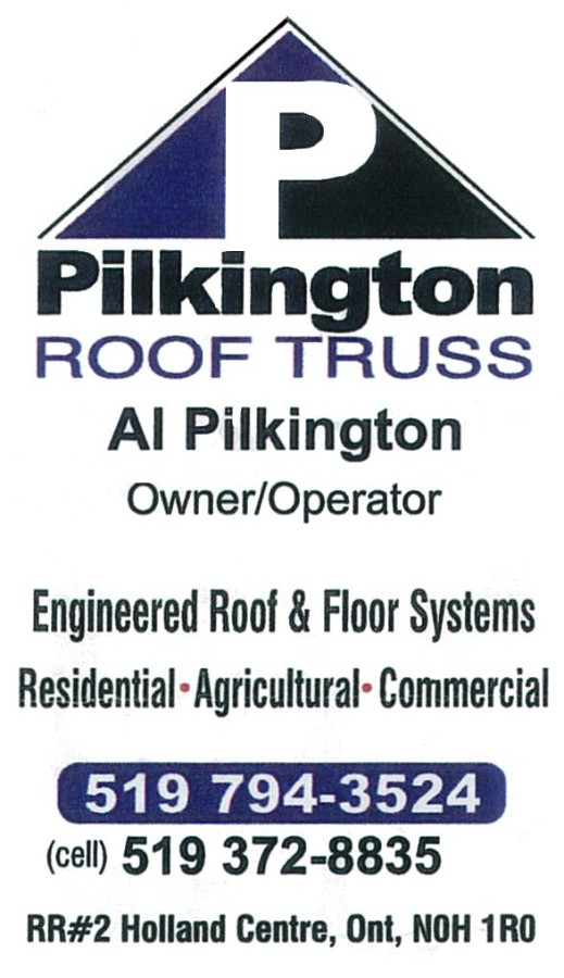 Pilkington Roof Truss