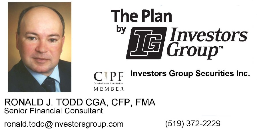 Investor's Group - Ron Todd