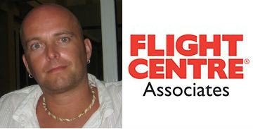 Flight Centre Associates Scott Rayner