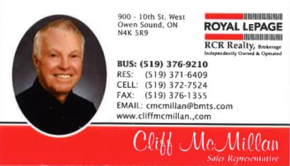 Cliff McMillian Royal LePage