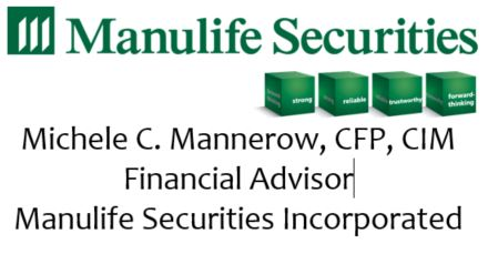 Michele Mannerow with Manulife Securities
