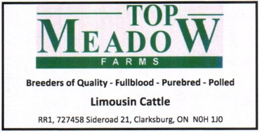 Top Meadow Farms