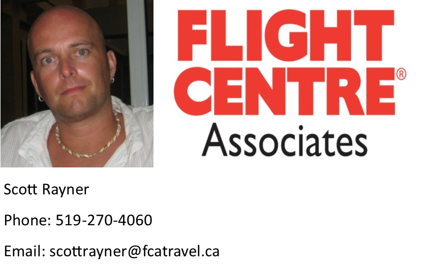 Scott Rayner- Flight Centre Independant